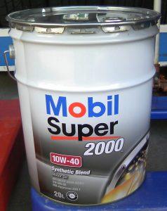 モービルSuper2000|エンジンオイル