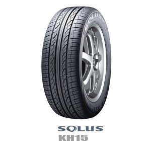 クムホSOLUS KH15|タイヤ