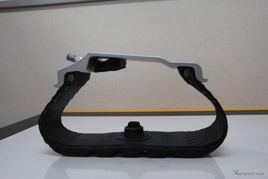 【コンチネンタル TechRide】走行しながらタイヤの残り溝がわかる技術|自動車ニュース
