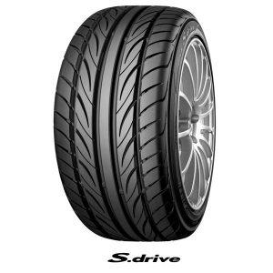ヨコハマ S.drive|スポーティータイヤ
