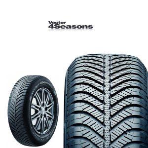 グッドイヤーVector 4seasons|オールシーズンタイヤ
