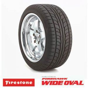 ファイアストン WIDE OVAL|タイヤ