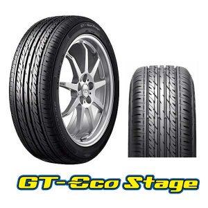 【店頭在庫限定品】低燃費タイヤ、グッドイヤー《GT-Eco Stage》を2サイズ限定特価発売中!