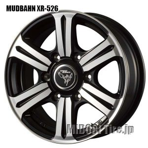 MUDBAHN XR-526|ホイール