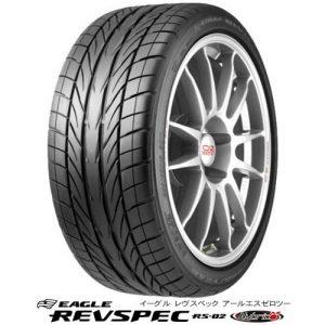 グッドイヤー EAGLE REVSPEC RS-02|タイヤ