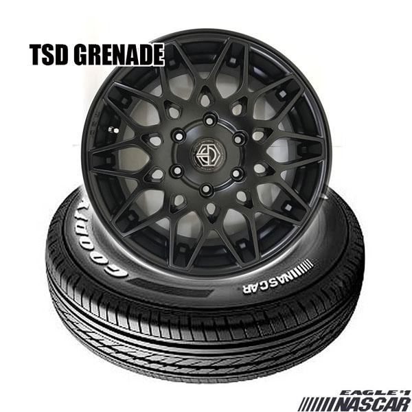 グッドイヤー #1ナスカー&TSD グレネードセット