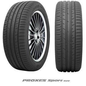 新発売】プレミアムスポーツSUVタイヤ トーヨー《PROXES Sport SUV》を新規発売開始!