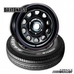 【新発売】ハイエース・キャラバン用タイヤホイールセット、グッドイヤー EAGLE #1 NASCAR & DAYTONA SS