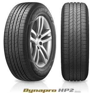 新発売】ハンコックSUV用オールシーズンタイヤDynapro HP2〈RA33〉を新規発売開始