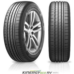 【新発売】ハンコックミニバン用タイヤKinergy eco RV〈K425V〉を新規発売開始
