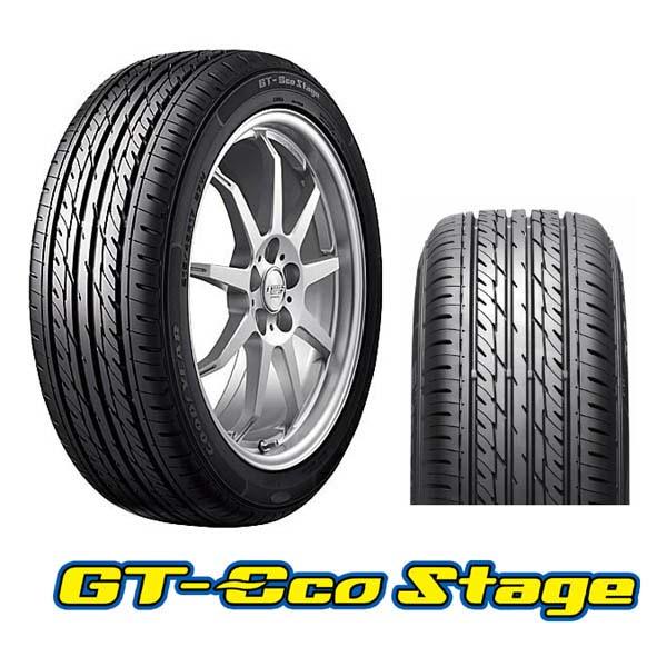 グッドイヤーGT-EcoStage|低燃費タイヤ