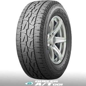 【新発売】ブリヂストン、SUV用オールステージタイヤ、DUELER A/T 001を新規発売開始