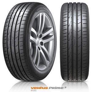 【新発売】高度な機能を誇るサマータイヤ、ハンコックVentus Prime3(K125)を2サイズ追加で新規発売開始