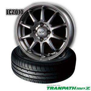 【新価格】ミニバン用|トーヨーTRANPATH mpZ &LCZ010|タイヤホイール4本セット