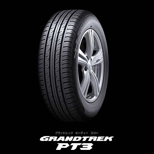 ダンロップ GRANDTREK|SUV用タイヤ