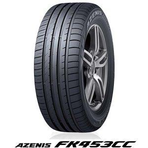 【新発売】超特価プレミアムSUVタイヤ《ファルケン AZENIS FK453CC》を新規発売開始しました!