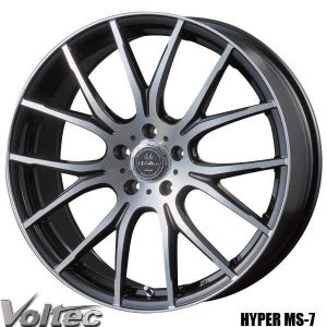 VOLTEC〈ボルテック〉HYPER MS-7の|ドレスアップホイール
