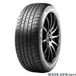 【新発売】ミニバン専用タイヤ、クムホSOLUS TA71〈ソルウス TA71〉を新規発売開始