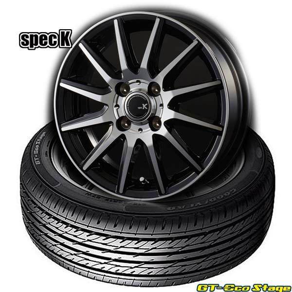タイヤホイールセット|グッドイヤーGT-EcoStage & Spec K