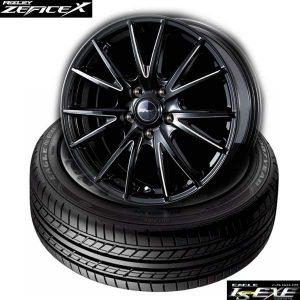 【新発売】グッドイヤー低燃費コンフォートタイヤ&〈ウェッズ〉RIZLEY ZEFICE Xセット新発売