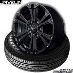 【新発売】ハイエース用タイヤホイールセット、グッドイヤー EAGLE #1 NASCAR & NITOR POWER JAVELIN