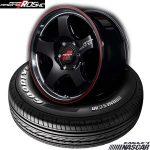【新発売】ハイエース用16、17インチセット、グッドイヤー EAGLE #1 NASCAR & RMP RACING R05HC