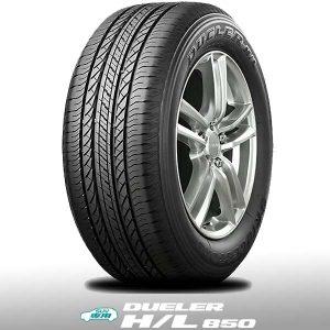 【新発売】ブリヂストン、SUV用コンフォートタイヤ、DUELER H/L 850を新規発売開始