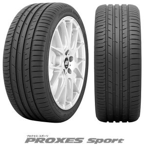 【新発売】ウルトラ・ハイ・パフォーマンスタイヤ、トーヨー〈PROXES Sport〉19サイズを追加発売開始