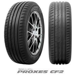 【新発売】SUV用低燃費タイヤ、トーヨー〈PROXES CF2 SUV〉を4サイズ追加で新規発売開始