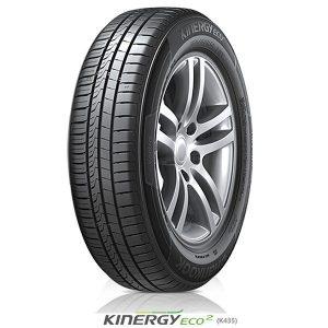 【新発売】日本専用タイヤ、ハンコックKinergy eco2(K435)〈キナジー エコ ツー〉を新規発売開始