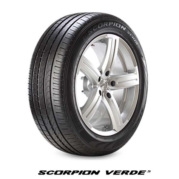 ピレリ SCORPION VERDE|メーカー承認ランフラットタイヤ
