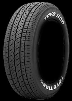 ハイエース用タイヤホイールセット|トーヨーTOYO H20 & zerobreak X