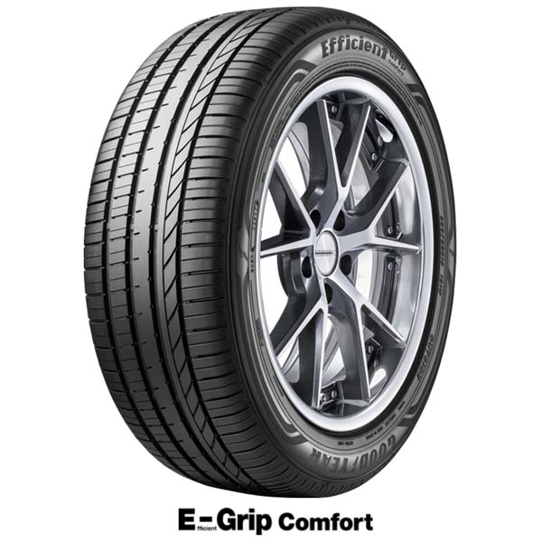 グッドイヤーEfficientGrip Comfort|低燃費コンフォートタイヤ