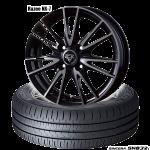 【新発売】低燃費タイヤ|ファルケン SINCERA SN832i &Razee NX-7|タイヤホイール4本セット
