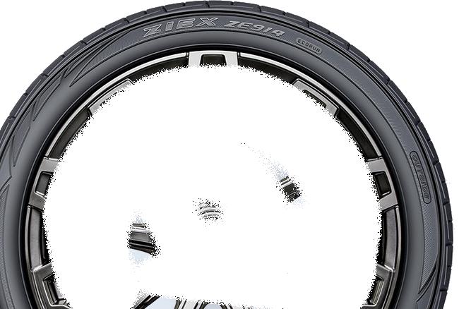 ファルケン ZIEX ZE914F&G.speed G-05|低燃費コンフォートタイヤ&ブラックホイールセット