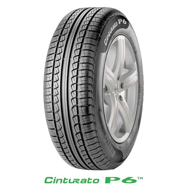 ピレリ Cinturato P6|新世代低燃費タイヤ