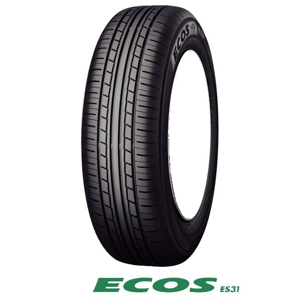 ヨコハマ ECOS ES31&SCHNEIDER StaG|タイヤホイール4本セット