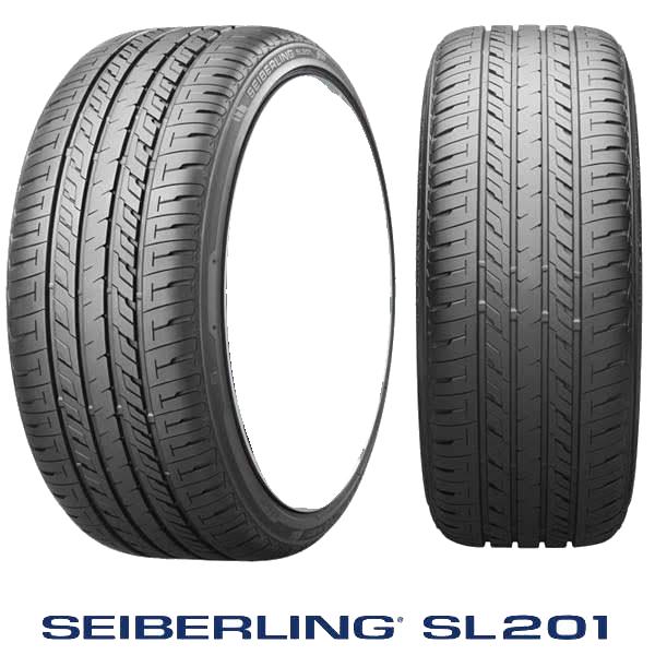SEIBERLING SL201&RIZLEY VS|タイヤホイール4本セット