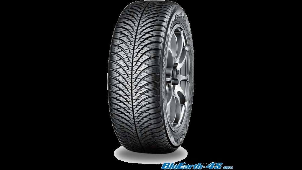 ヨコハマBluEarth-4S AW21|オールシーズンタイヤ