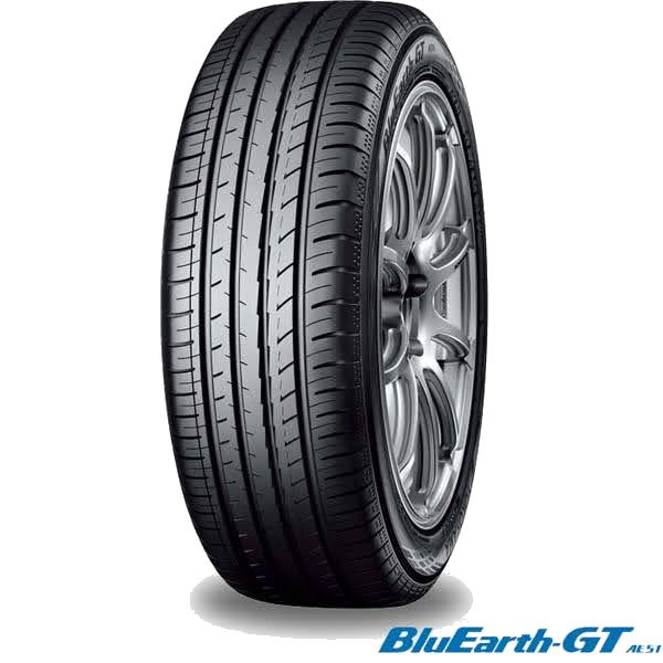 ヨコハマBluEarth-GT AE51|低燃費グランドツーリングタイヤ