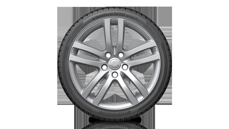 ハンコック ventus V12 evo2(K120)|スポーティタイヤ追加販売