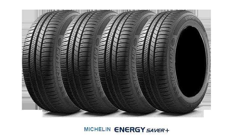 ミシュラン ENERGY SAVER+|低燃費タイヤ|5サイズ追加で新規発売開始