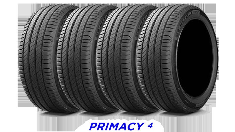 ミシュラン PRIMACY 4 ZP ランフラットタイヤ 新規発売開始