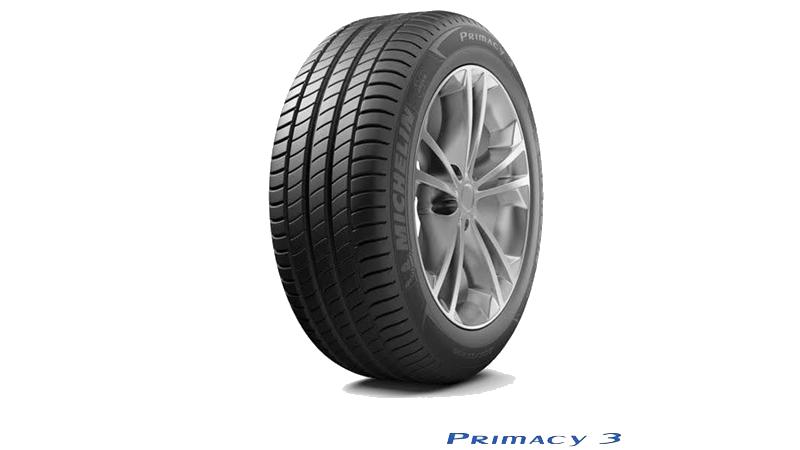 ミシュラン PRIMACY 3 ZP|ランフラットタイヤ|新規発売開始