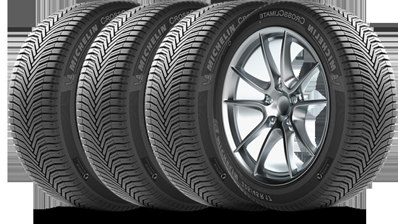 ミシュラン MICHELIN CROSSCLIMATE+|ランフラットタイヤ|新規発売開始